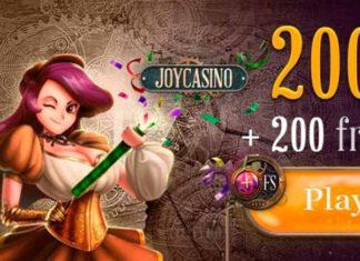 Официальный сайт Джойказино