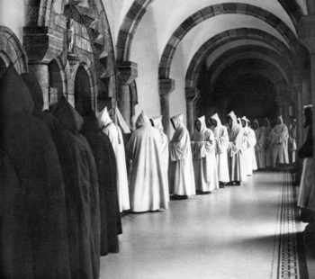 Монашеские ордены
