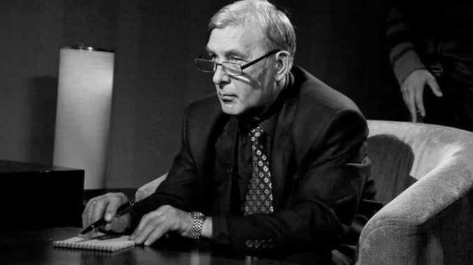 От коронавируса умер Эксперт «Битвы экстрасенсов» Михаил Виноградов0
