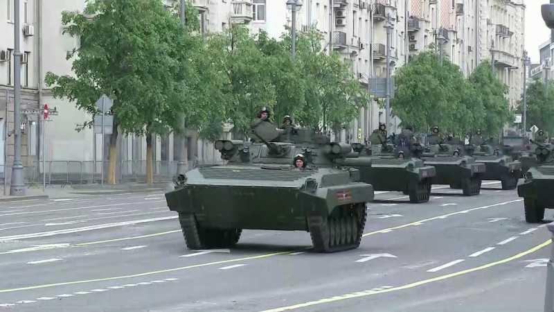 Парад Победы 24 июня 2020: какую военную технику покажут в честь 75-летия со Дня Победы0