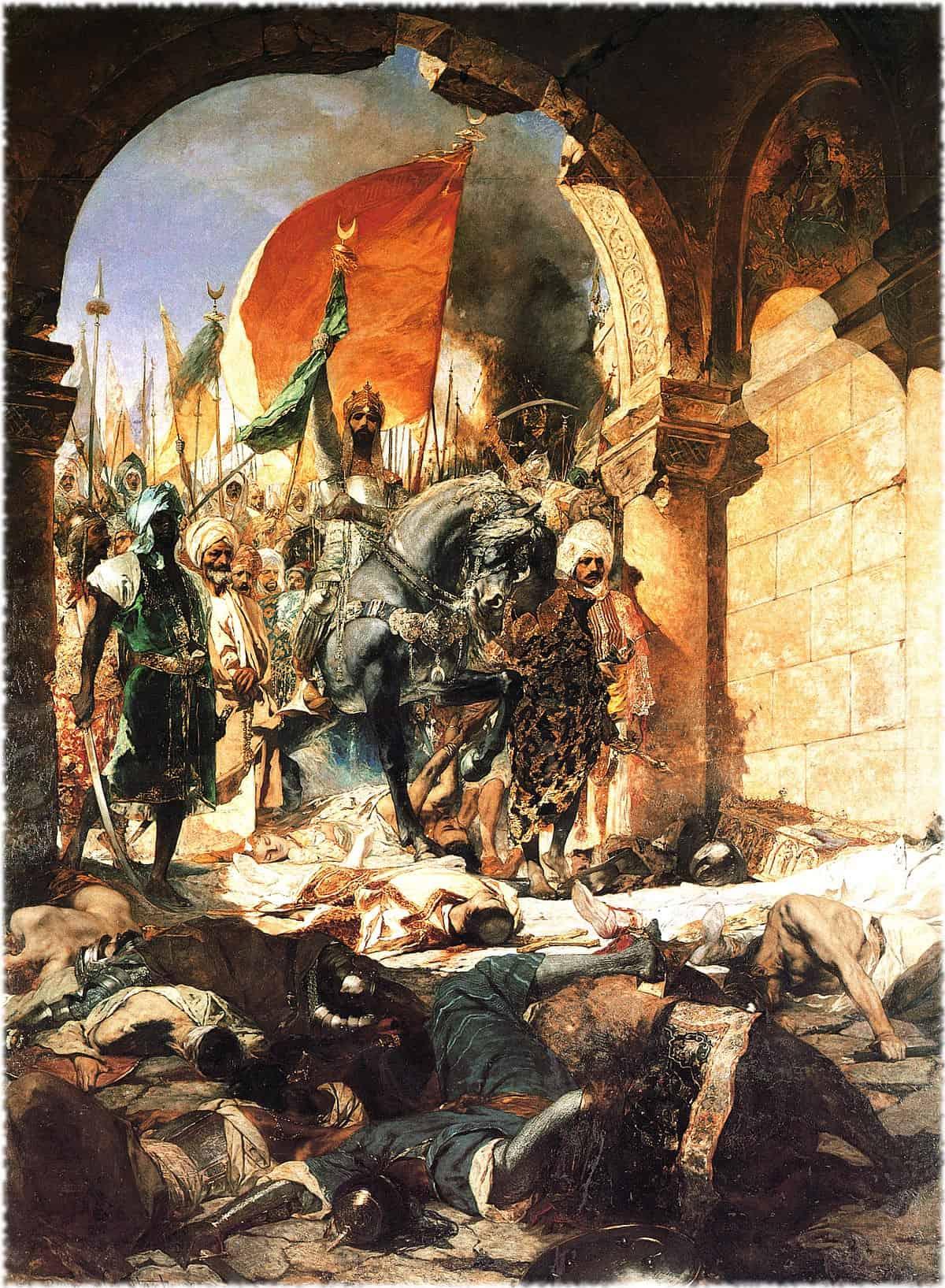 Падение Константинополя (1453)