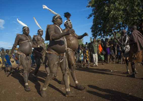 племя Боди