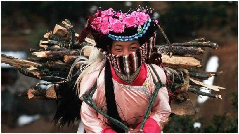 Особенности культуры в племени Мосуо