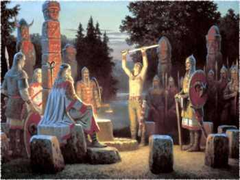 Племена западных славян
