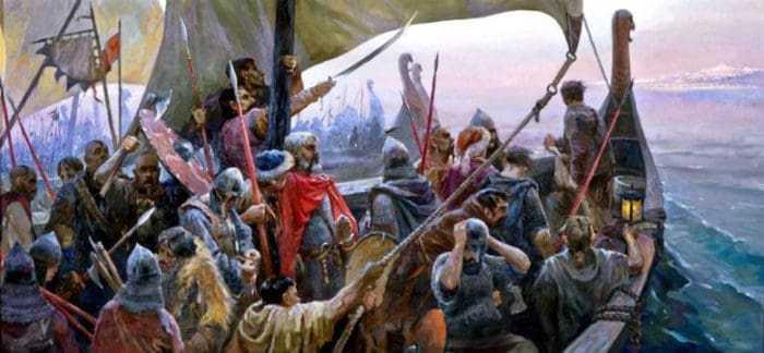 Поход на Царьград