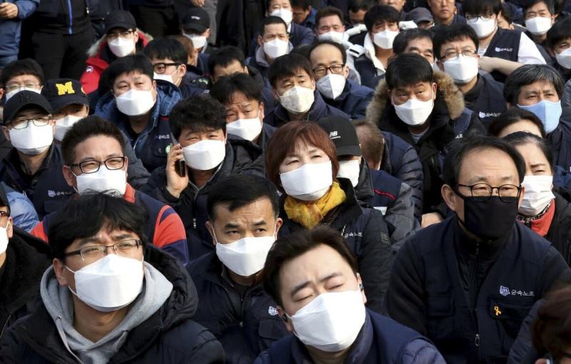 В Китае нет роста числа заболевших COVID-19 в отличие от всего мира