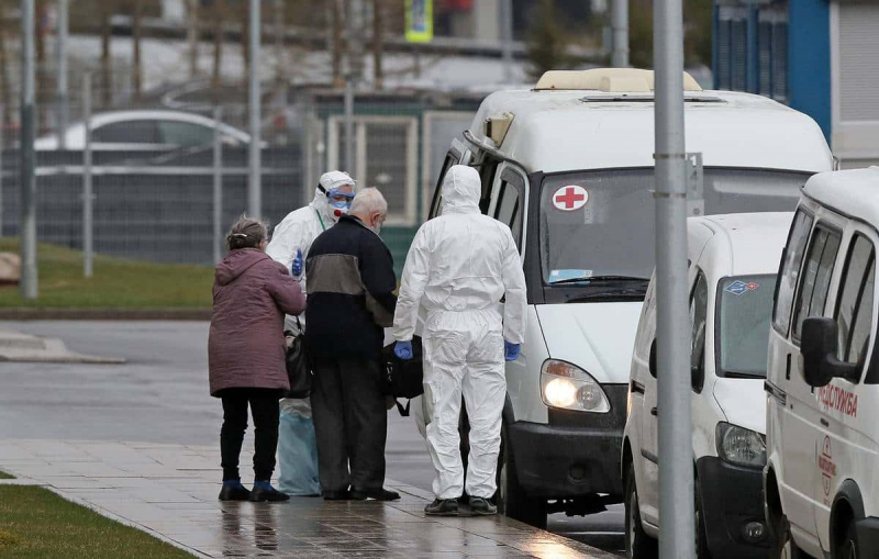 Россию обвинили в сокрытии реальных данных по смертности от коронавируса
