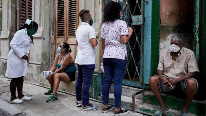 Прилетевших на Кубу россиян изолировали в бункере из-за коронавируса0