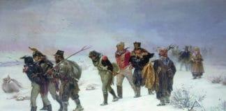 И. Пряников «В 1812 году» (1874)