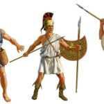 Византийские пехотинцы. Кто такие псилы
