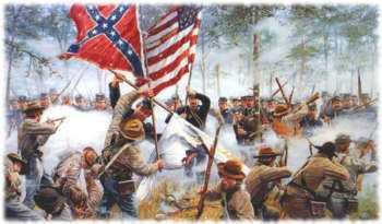 Разваливающаяся Конфедерация
