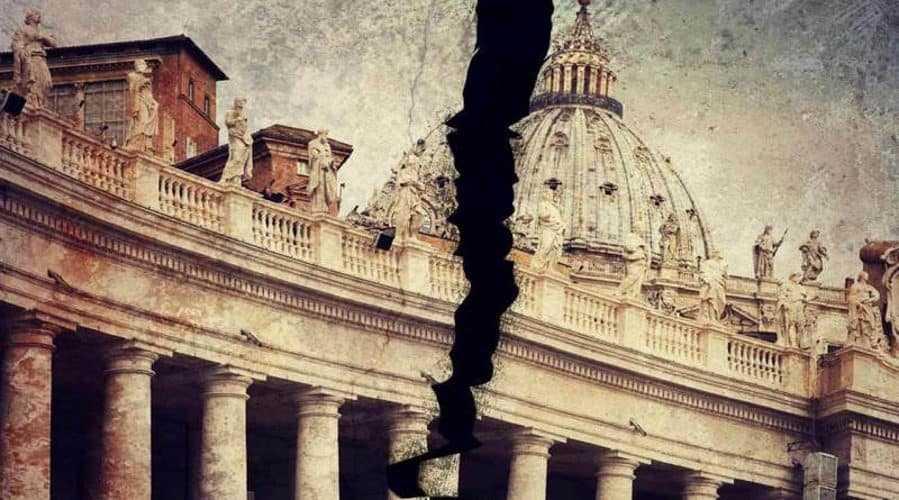 3 главных религиозных раскола в истории христианства