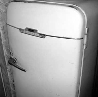 Ручки советских холодильников