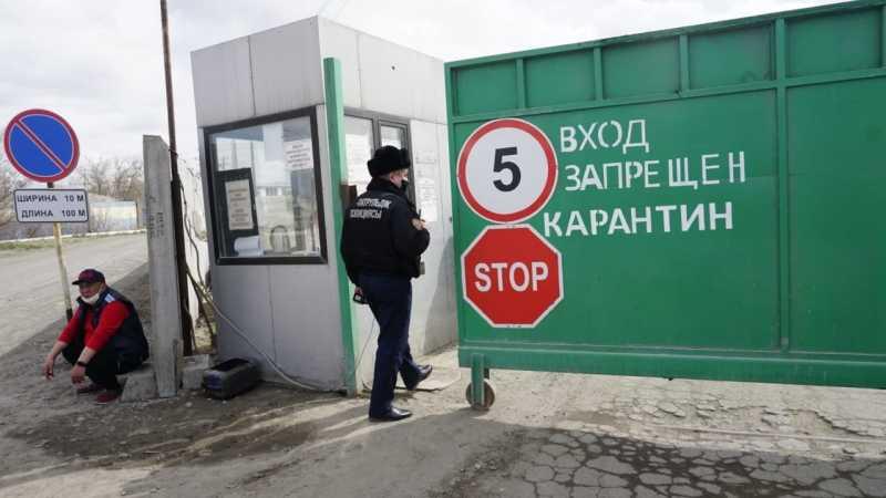 Рудник в Казахстане закрыли на карантин: там более 130 человек заразились коронавирусом