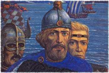 Первый князь Древней Руси - Рюрик
