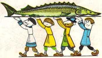 Рыбное дело на Руси