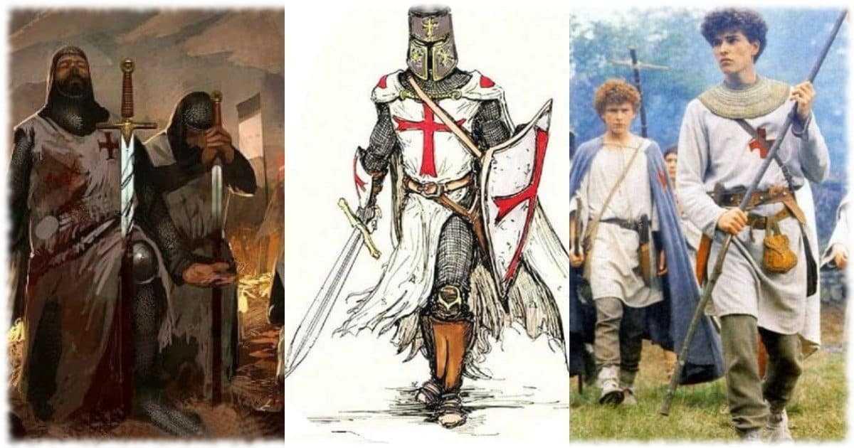 Создание и деятельность ордена крестоносцев