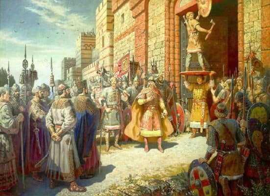 Славяне и Византия