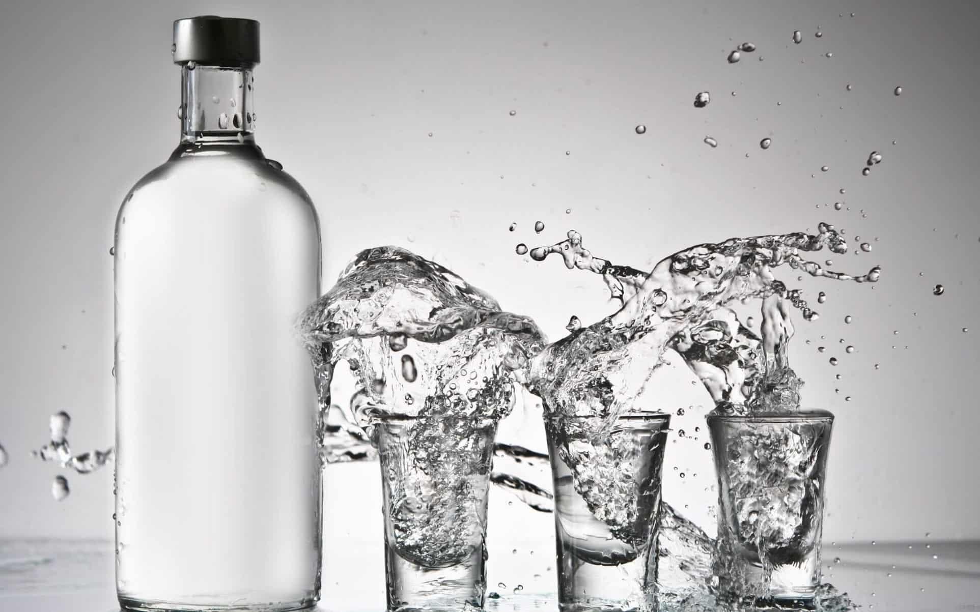 История изобретения спирта