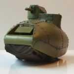 Трагичная судьба первого русского бронеавтомобиля или что стало с танком «Вездеход»