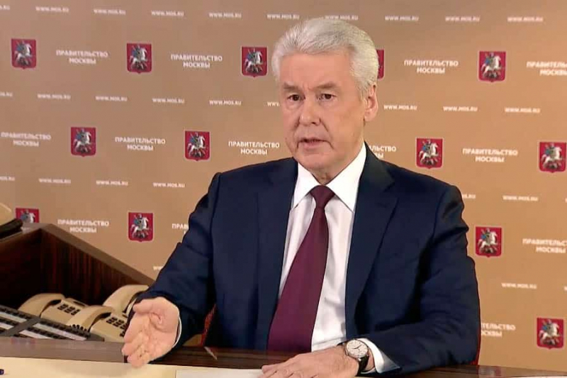 График прогулок по домам в Москве с 1 июня, предложил ввести Сергей Собянин