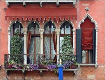 Венецианское окно