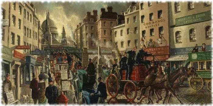 Великобритания в Викторианскую эпоху