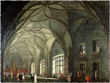 Владиславский зал в Старом королевском дворце
