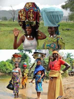 женщины Камеруна