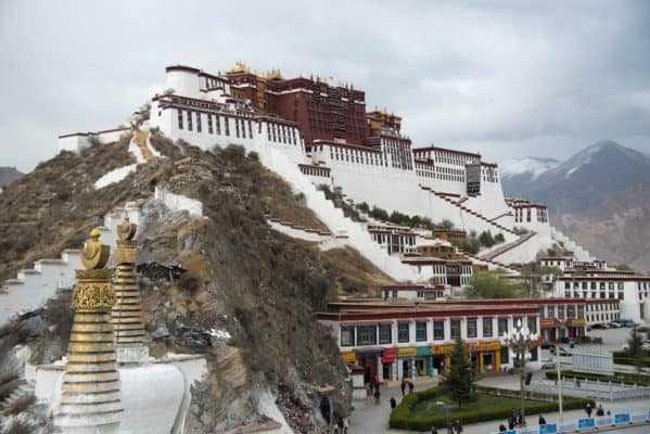 Тибетский замок Потапа