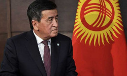 Киргизская делегация пропустила парад Победы в Москве из-за коронавируса