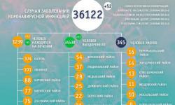 Коронавирус в Калужской области на 12 июня 2021 года по городам и районам: сколько заболело и умерло