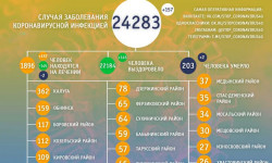 Коронавирус в Калужской области на 20 января 2021 года по городам и районам: сколько заболело и умерло