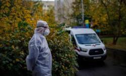 Статистика по коронавирусу в России на 17 октября