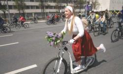 Коронавирус в России повысил спрос на велосипеды