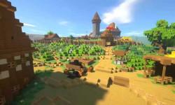 Представлен дебютный трейлер фанатского «ремейка» Kingdom Come Deliverance в Minecraft