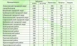 Коронавирус в Белгородской области на 15 октября 2020 года по городам и районам: сколько заболело