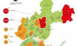 Коронавирус в Иркутской области на 30 ноября 2020 года по городам и районам: сколько заболело