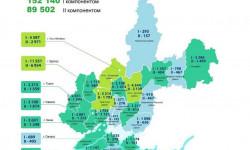 Коронавирус в Иркутской области на 22 апреля 2021 года по городам и районам: сколько заболело