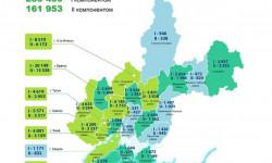 Коронавирус в Иркутской области на 19 мая 2021 года по городам и районам: сколько заболело