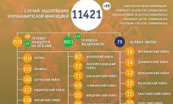 Коронавирус в Калужской области на 27 октября 2020 года по городам и районам: сколько заболело и умерло