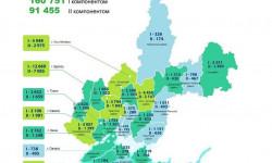 Коронавирус в Иркутской области на 23 апреля 2021 года по городам и районам: сколько заболело