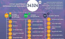 Коронавирус в Калужской области на 6 мая 2021 года по городам и районам: сколько заболело и умерло