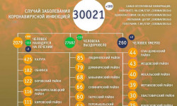 Коронавирус в Калужской области на 3 марта 2021 года по городам и районам: сколько заболело и умерло