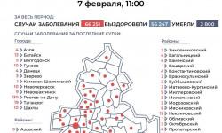 Коронавирус в Ростовской области на 8 февраля 2021 года по городам и районам: сколько заболело и умерло