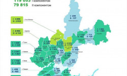 Коронавирус в Иркутской области на 11 апреля 2021 года по городам и районам: сколько заболело