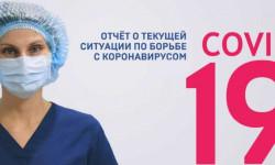 Коронавирус в Волгоградской области на 24 июня 2021 года статистика на сегодня