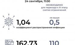 Коронавирус в Ростовской области на 24 сентября 2020 года по городам и районам: сколько заболело и умерло