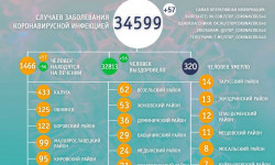 Коронавирус в Калужской области на 11 мая 2021 года по городам и районам: сколько заболело и умерло