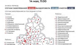 Коронавирус в Ростовской области на 15 мая 2021 года по городам и районам: сколько заболело и умерло
